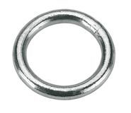 Ring galvanized