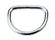 D-Ring galvanized