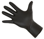All-Purpose Glove Nitrile Long Black
