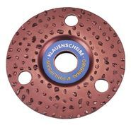 Super Abrasive Disc, low-density