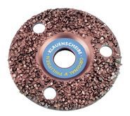 Super Abrasive Disc, high-density
