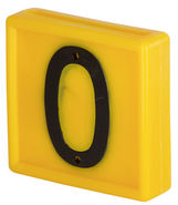 Nummernblock Standard