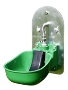 Drinking Bowl Adapter Plate for Pasture Barrels