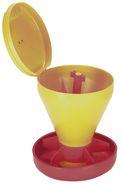 Mangeoire porcelets Mini Hopper Pan