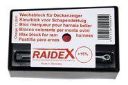 Wachsblock RAIDEX