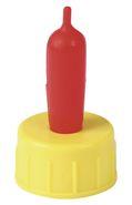 Anschraub-Flaschensauger für Lämmer