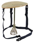 Strap-on Milk Stool