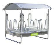 "Four-sided Manger for Palisade Feeding Grid ""Standard"""