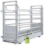 Cage de pesage pour bovins AniScale