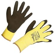 Winter Glove PowerGrab Thermo yellow