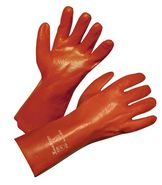 Protection Glove PVC Protecton