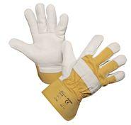 Rindsvollleder-Handschuh Yelltor