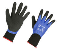 Fine-knit Glove Agua