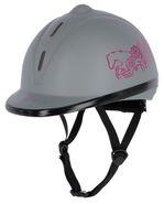 Riding Helmet Beauty