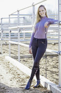 Softshell Riding Breeches Tilda