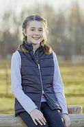 Quilted Vest Lilly