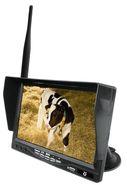 """Anhängerkamera-Set 2,4 GHz mit Monitor 7,0"""""""