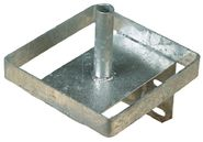 Salt Lick Holder metal