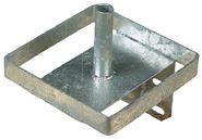 Salt Lick Holder metal