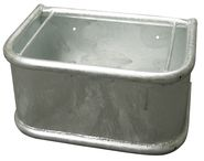 Rectangular Trough galvanized