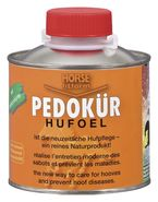 PEDOKÜR Huföl mit Hufhornhärter