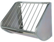 Feed Storage Rack Metal