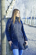 Outdoor Short Jacket Marie