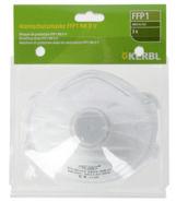 Feinstaubmaske FFP1 NR D mit Ventil