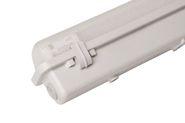 Feuchtraum-Wannenleuchte für LED-Röhre