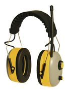 Ear Protection with Stereo Radio