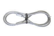 Wire Rope with Two Loops