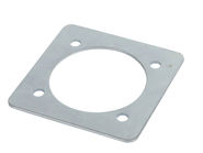Counterplate for lash trays