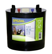 Special Battery, round