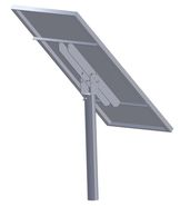Earth Anchor for 100 Watt Solar Module