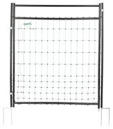 Door for electric fence nets, complete set