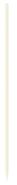 Oval-Fiberglaspfahl