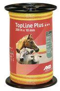TopLine Plus Weidezaunband bunt