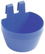 Plastic Cup for Feed and Water