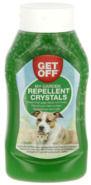 Repellent Crystals Get Off my Garden*