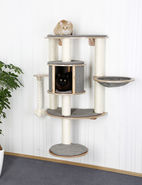 Wall-Mounted Cat Tree Dolomit Tofana Pro