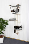 Wall-Mounted Cat Tree Dolomit 2.0 Tofana