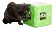 Sisal Toy Cube