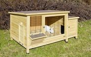 Rabbit Hutch XXL Plus