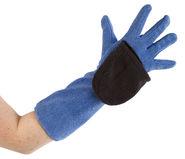 Microfibre care glove