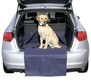 Protective rug for car boot