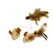 Mäuse mit Federn Nature
