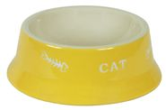 Ceramic Bowl Cat