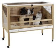 Small Animal Cage Indoor Deluxe