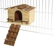 Nature Rodent House with Grille Fastening