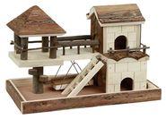 Hamsterkletterhaus Nature